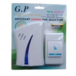 Wireless door chime GP 01766