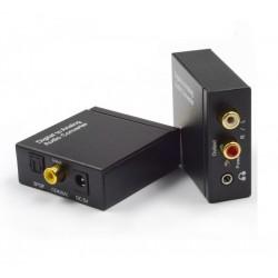 Digital optical audio...