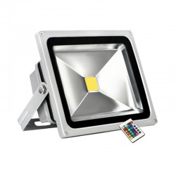 led outdoor spotlight color...