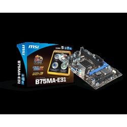 MSI B75MA-E31 - motherboard...
