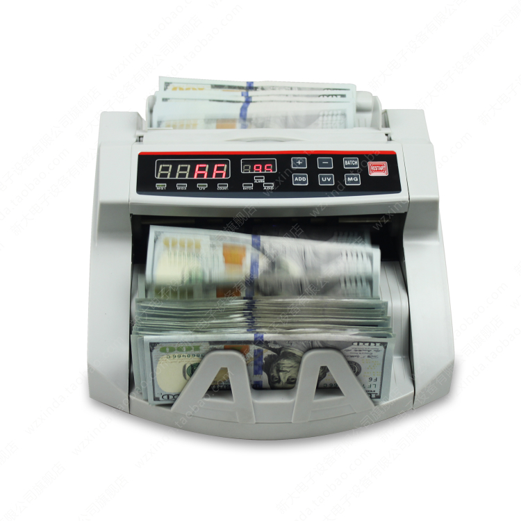 Currency Money Counter