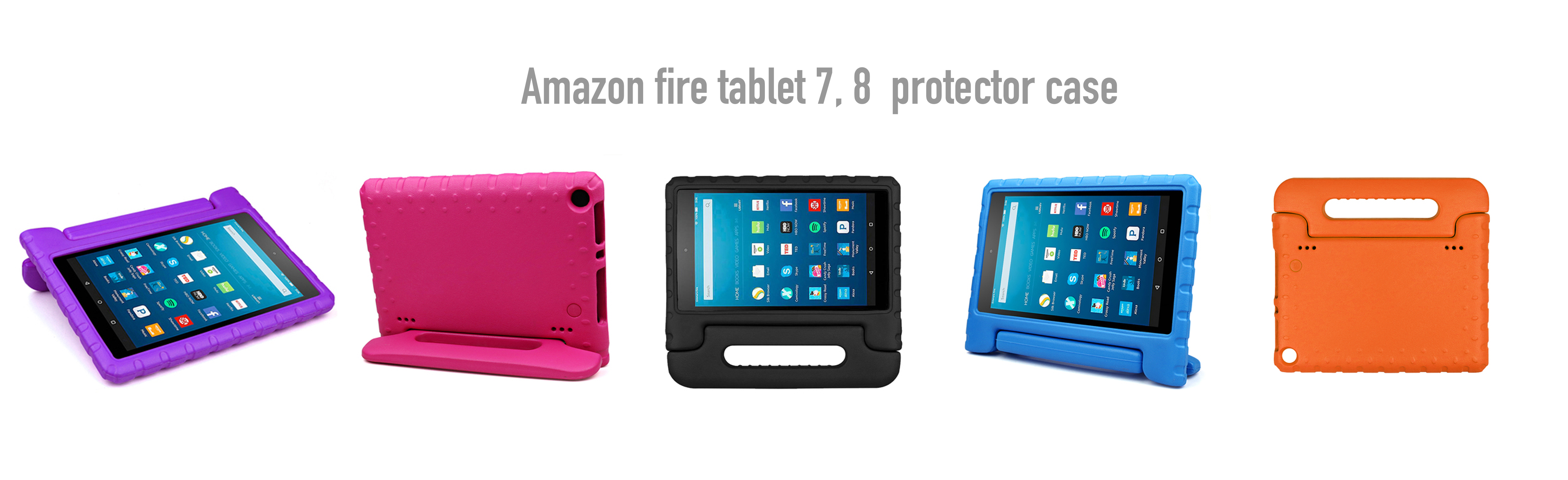 amazon fire tablets protector case